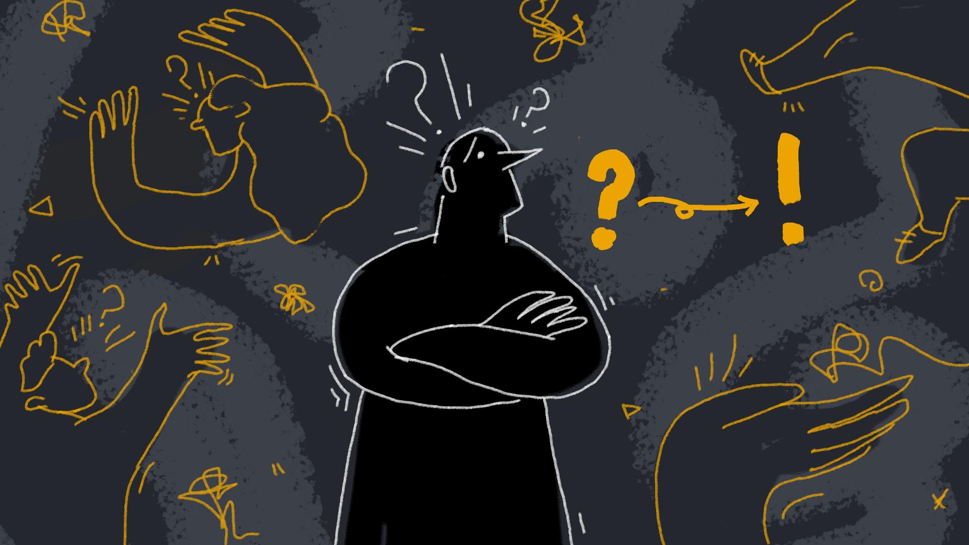 Ideoitko ideoimisen ilosta vai ratkaisetko oleellisia  ongelmia?